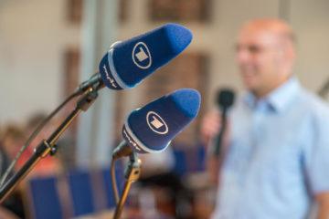 ARD Mikrofon Popschutz