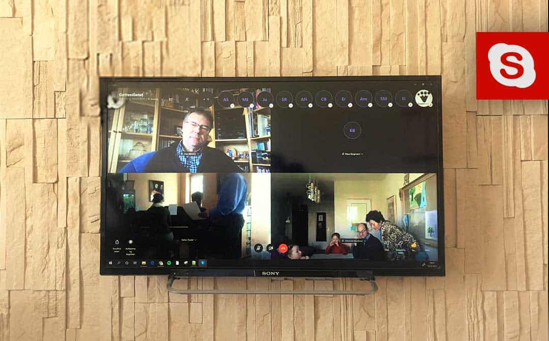 Skype per TV