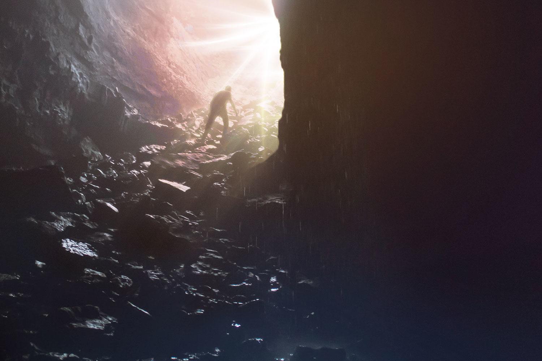 Höhlenmensch