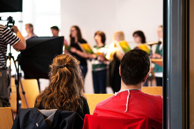 Chor in der Coronazeit